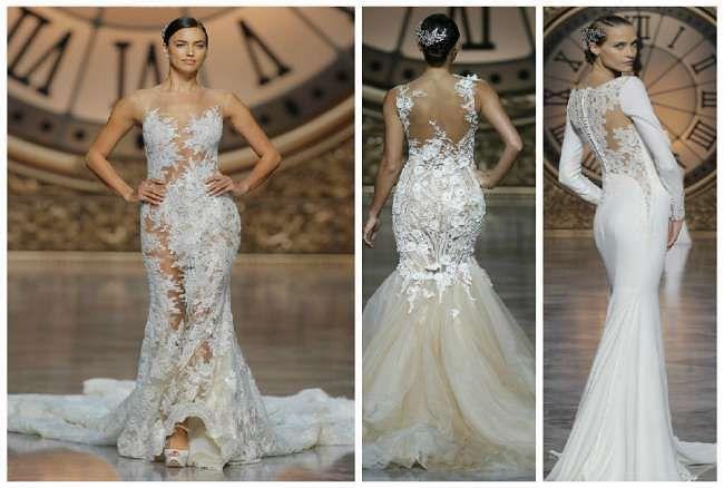 Свадебная мода 2016: элегантные и изысканные платья