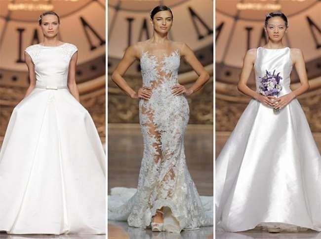 Свадьба твоей мечты: модные свадебные платья 2016 года