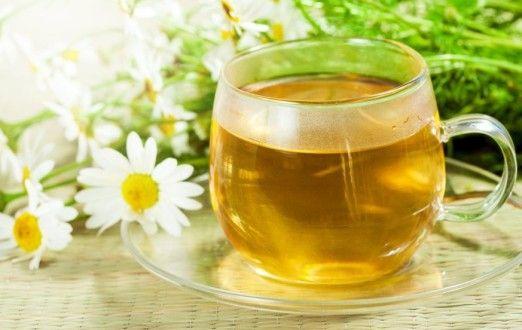 Успокоительный ромашковый чай