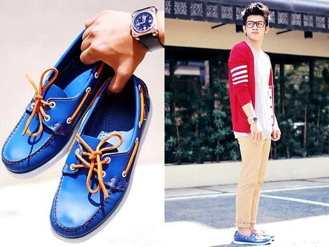 Обувь для мужчин на лето
