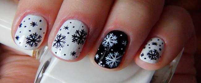 Модный маникюр сезона зима 2015-2016 года — новинки и тренды
