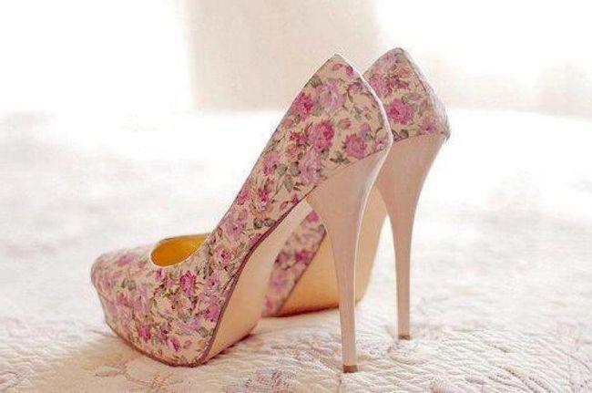 Аккуратные туфельки