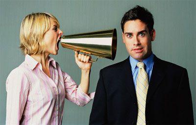 как не кричать на людей