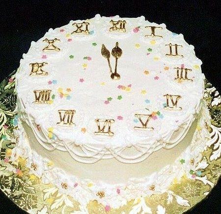торт в глазури