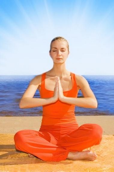Упражнения для снятия стресса и волнения