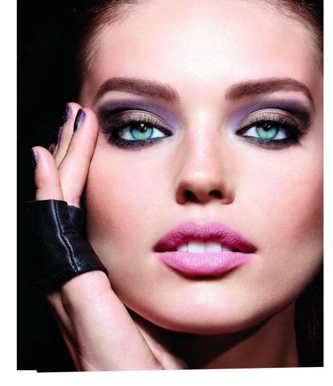 Уроки макияжа осень-зима 2016-2017: 3 модных образа
