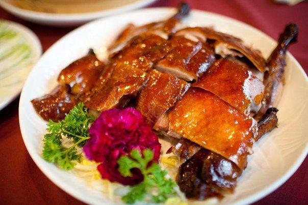 Утка по-пекински: рецепт в домашних условиях