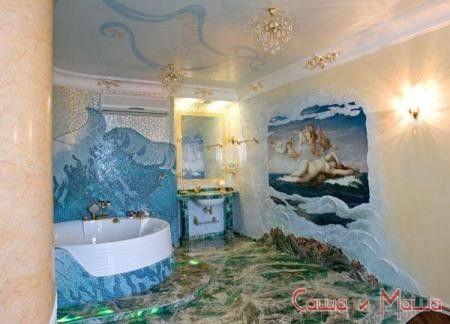 морская ванна