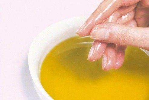 ванночка с маслом для ногтей