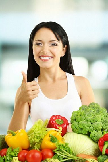Вегетарианская диета: основные принципы и меню