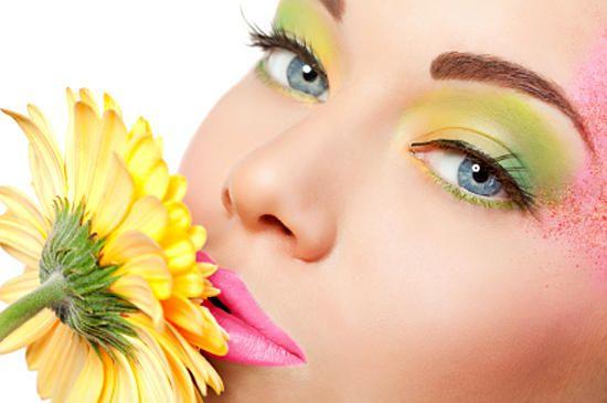 Весенний макияж 2016