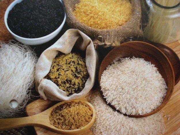 польза рис