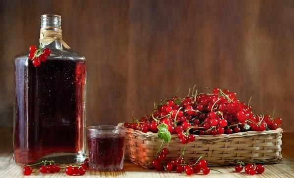 Вино из забродившей ягоды