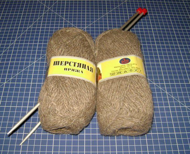 Вяжем пуловер для мальчика 1,5-2 лет спицами