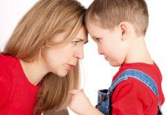 Воспитание ребенка: как правильно наказывать