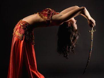 Восточные танцы: для похудения и удовольствия