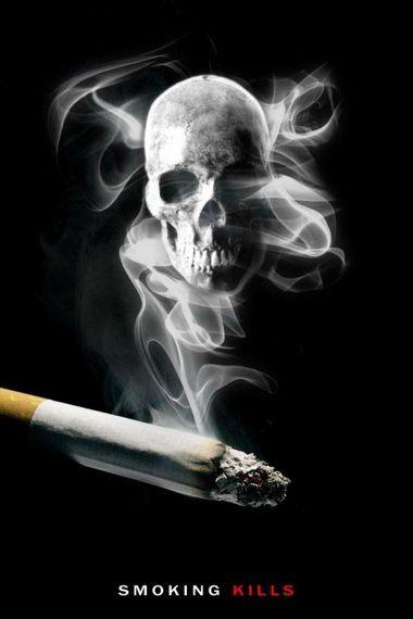 Вредное влияние курения на здоровье человека