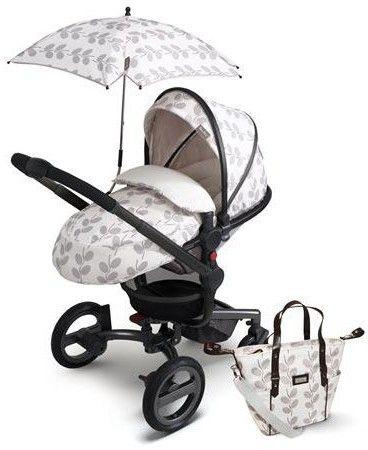 детская коляска с аксессуарами