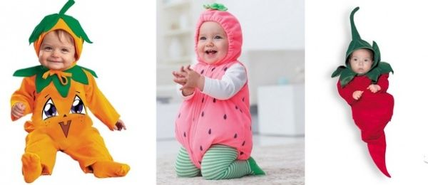 Выбираем новогодний костюм для малыша