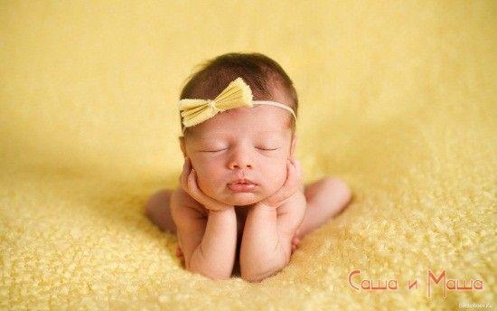 Желтушка у новорожденных: причины и лечение