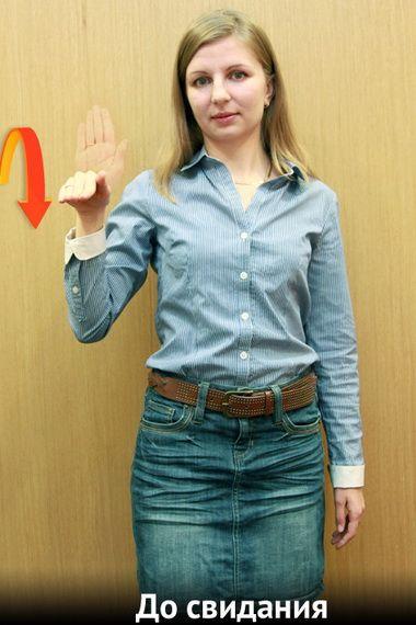 Жестовый язык, жестовая речь