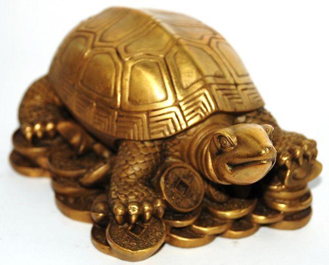 черепаха фигурка