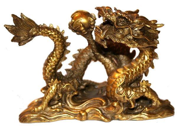дракон фен шуй